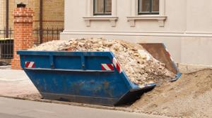 Wynajem kontenera na gruz Wieszowa - Kontenery na gruz i wywóz gruzu